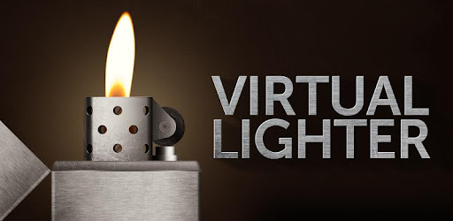 Add a new function to your phone - a virtual lighter.