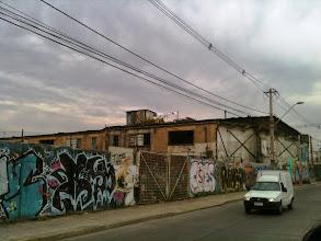 Photo: Cerca de las lineas ferrocarril