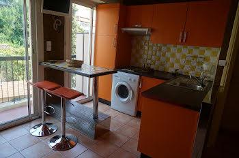 studio à Saint isidore (06)