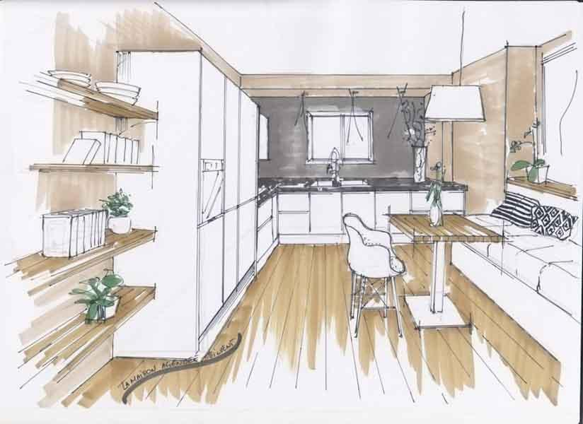 Interior Design Drawing Tutorial  Android Apps on Google Play