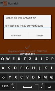 Die RETTalarm® Pager APP screenshot 6