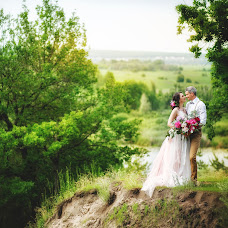 Wedding photographer Yuliya Pavlyashek (juliArt). Photo of 08.06.2016