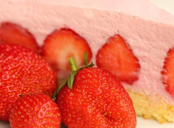 Strawberry Pie From Diabetic Connect Recipe