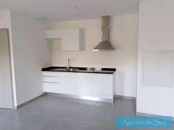 Appartement 2 pièces 45,9 m2