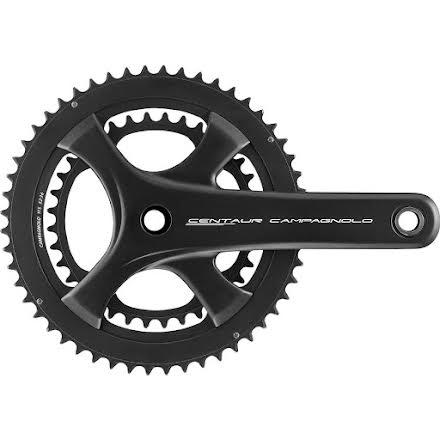 Campagnolo Centaur Black//Black Carbon P-Torque 10 Spd Dbl 34//50 Crankset 175mm