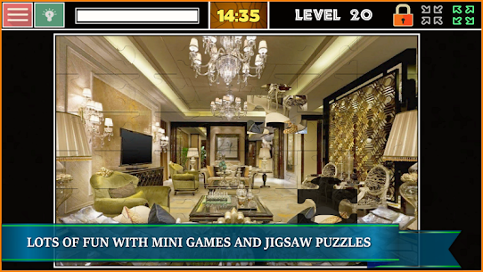 Hidden Objects Mansion Apk 7