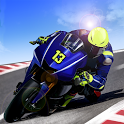 Free motorcycle game - GP 2018 icon