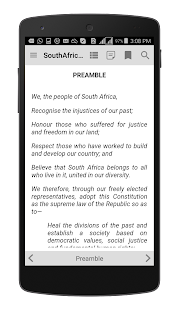 South Africa Constitution 1996 - náhled
