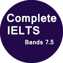 IELTS Full - Band 7.5+ icon