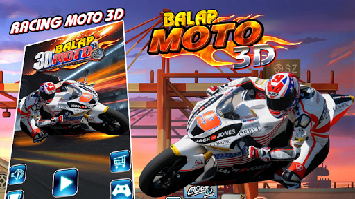 Racing Motor 3D  screenshots 2