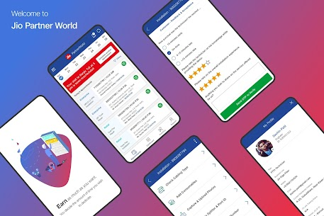 Jio Partner World Apk App File Download 1