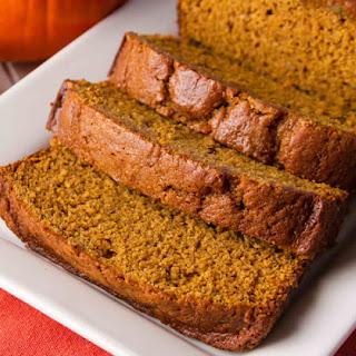 Pumpkin Bread With Canned Pumpkin Recipes.