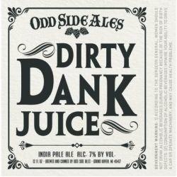 Logo of OddSide Ales Mosaic Dank Juice