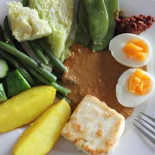 Ode to Satay Sauce Recipe