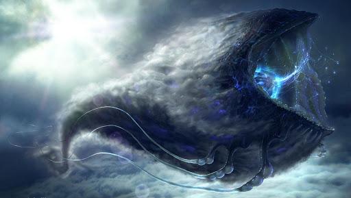 Leviathan HD Live Wallpaper