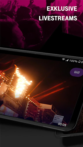 MAGENTA MUSIK 360 Exklusive Konzerte live streamen screenshot 2