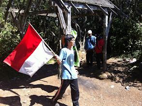 Photo: Cima de Gunung Pangrango.