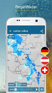 RegenRadar Screenshot