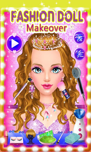 Fashion Glamour Makeover