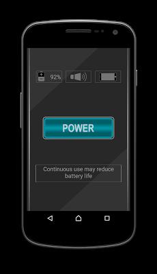 Super Bright Led Flashlight - screenshot