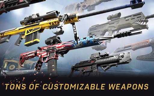 Warface: Global Operations u2013 First person shooter apkmr screenshots 13