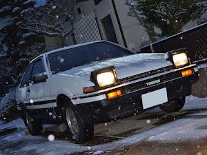 スプリンタートレノ AE86 のカスタム事例画像 めぐろさんの2019年11月18日00:35の投稿