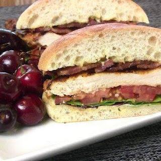 Chipotle Chicken BLT Sandwich Recipe