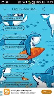 Lagu Video Baby Shark Terbaru - náhled