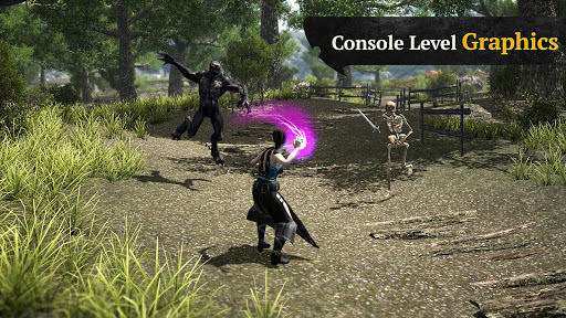 Evil Lands: Online Action RPG screenshot 1