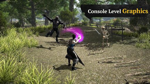 Evil Lands: Online Action RPG 1.1.2 screenshots 1