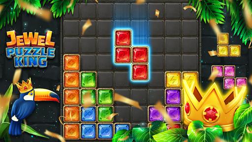Jewel Puzzle King : Block Game screenshots 1
