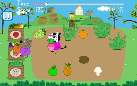 Peppa's Garden PRO v1.0
