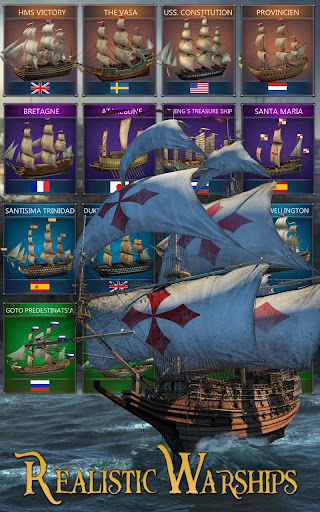 Age of Sail: Navy & Pirates 1.0.0.9 app download 2