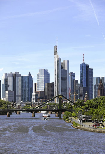 "POST-BREXIT BANKING Association of Foreign Banks in Germany chairman Stefan Winter says of Frankfurt's appeal: ""It's in the heart of Europe, has fantastic infrastructure and affordable office rents."". Picture: BLOOMBERG"