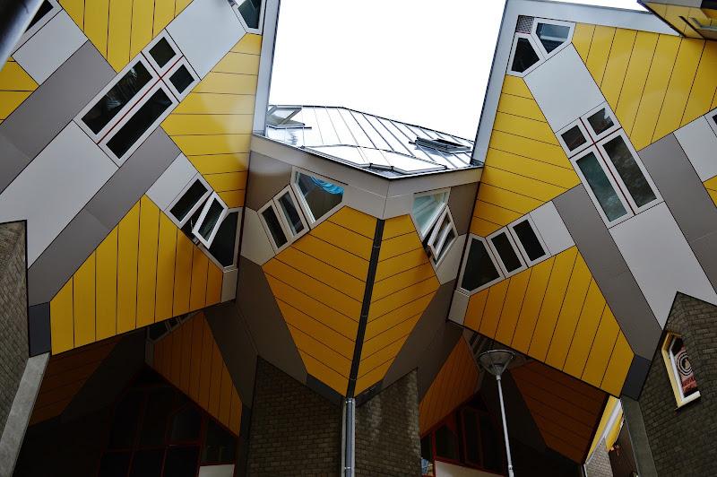 Case Cubiche a Rotterdam di Barbiani Paola