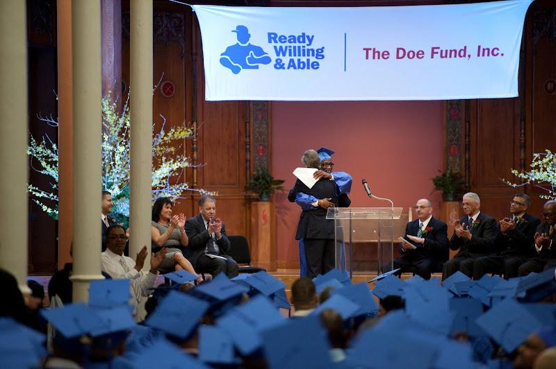 Photo: The Doe Fund. Photo by Shahar Azran