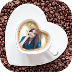 Coffee Cup Photo Frames Apk