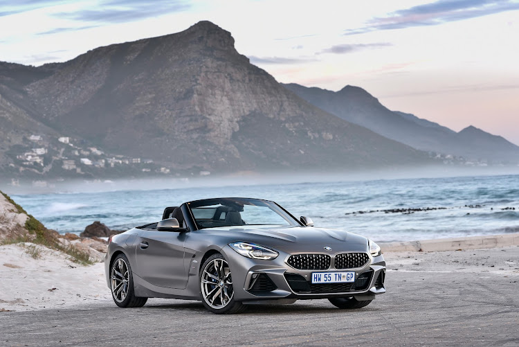Bmw S New Z4 Touches Down In Sa