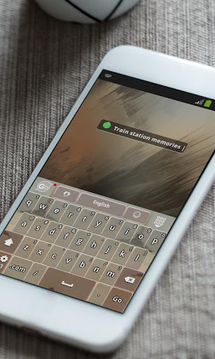 玩免費個人化APP|下載忧郁Yōuyù GO Keyboard app不用錢|硬是要APP