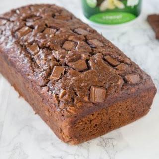 Chocolate Oatmeal Banana Bread.
