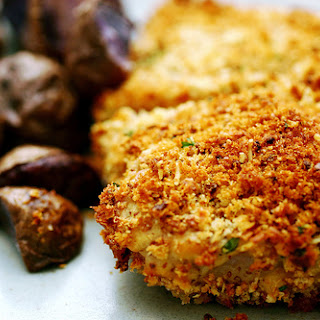 Crunchy Baked Pork Chops Recipe