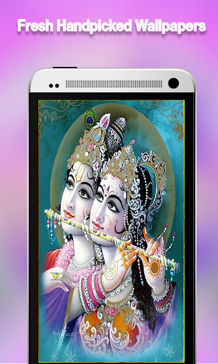 Lord Radha krishna HD Wallpapers 1.0.3 screenshots 2