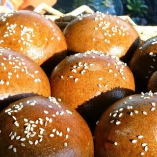 Honey Brown Rolls or Loaves.