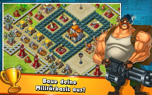 Jungle Heat: War of Clans Screenshot