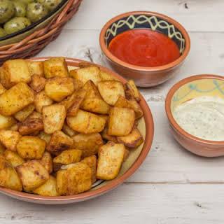 Top-Secret Taco Bell Copycat Cheesy Fiesta Potatoes.