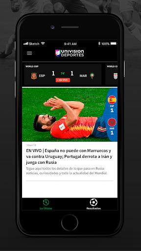 PC u7528 Univision Deportes: Liga MX, MLS, Fu00fatbol En Vivo 1