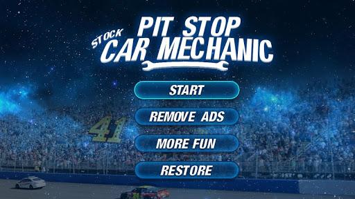 Mécanicien de Stock Car 3D  captures d'écran 2