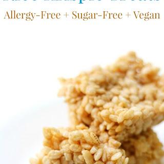 Homemade Gluten-Free Rice Krispie Treats (Allergy-Free, Sugar-Free, Vegan) Recipe