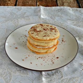 Tiramisu Sandwich Cookies #CreativeCookieExchange