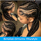 Braided Cornrow Hairstyle Android apk